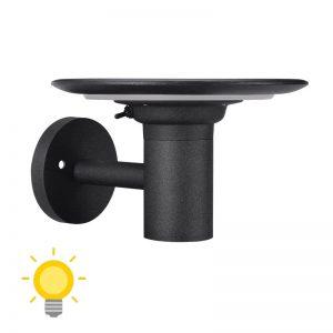 eclairage exterieur solaire sans detecteur mouvement