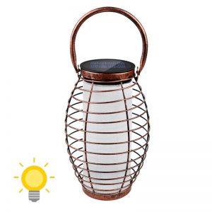 lanterne solaire exterieur a suspendre