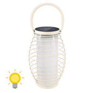 lanterne solaire exterieur a suspendre deco