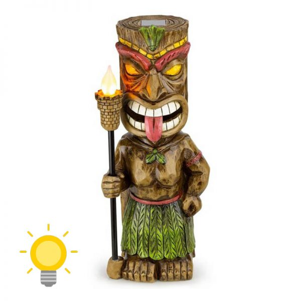 totem lumineux solaire